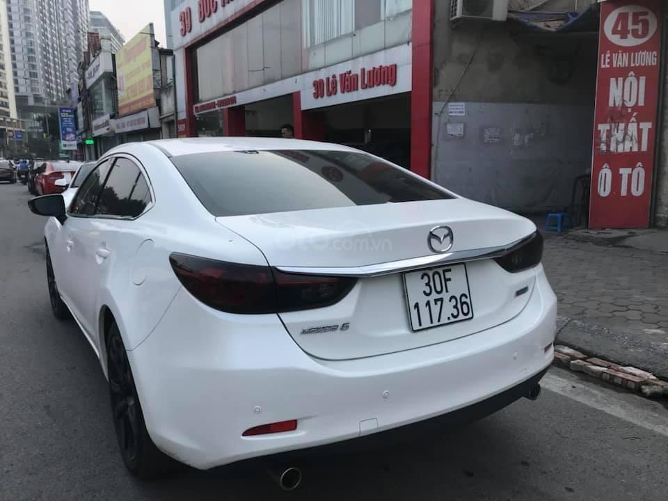 Bán ô tô Mazda 6 2.5 năm 2015, màu trắng-4