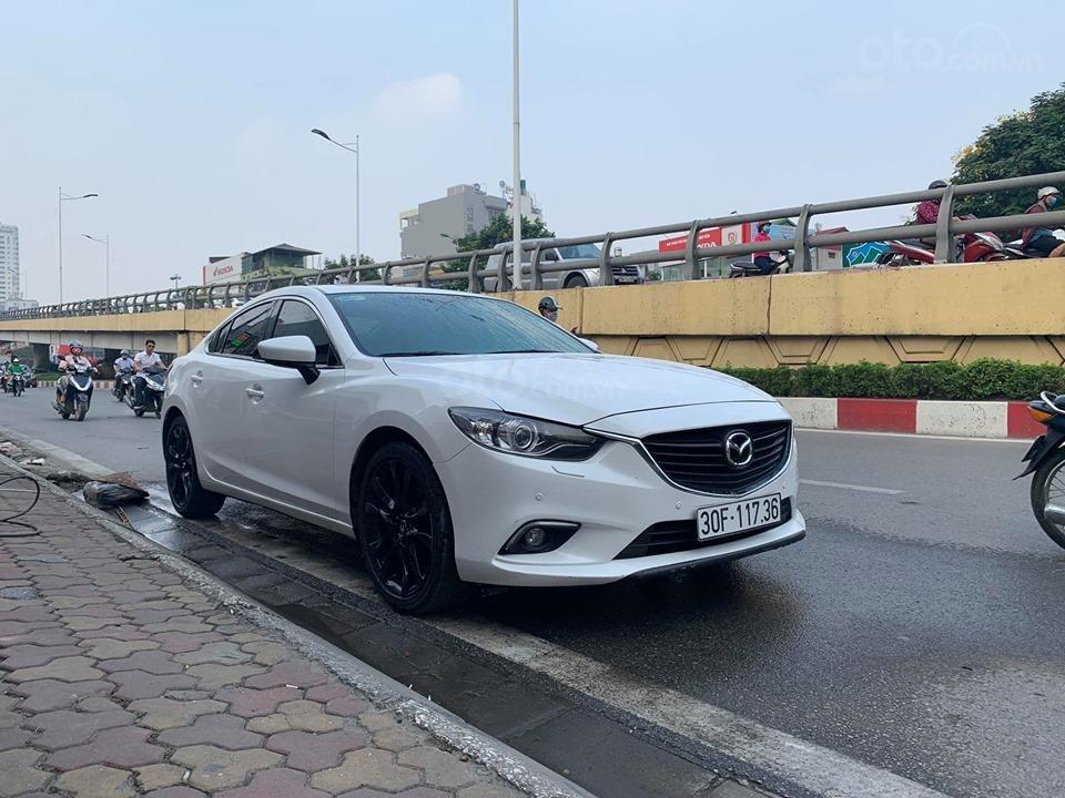 Bán ô tô Mazda 6 2.5 năm 2015, màu trắng-5