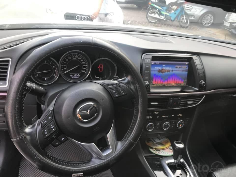 Bán ô tô Mazda 6 2.5 năm 2015, màu trắng-7