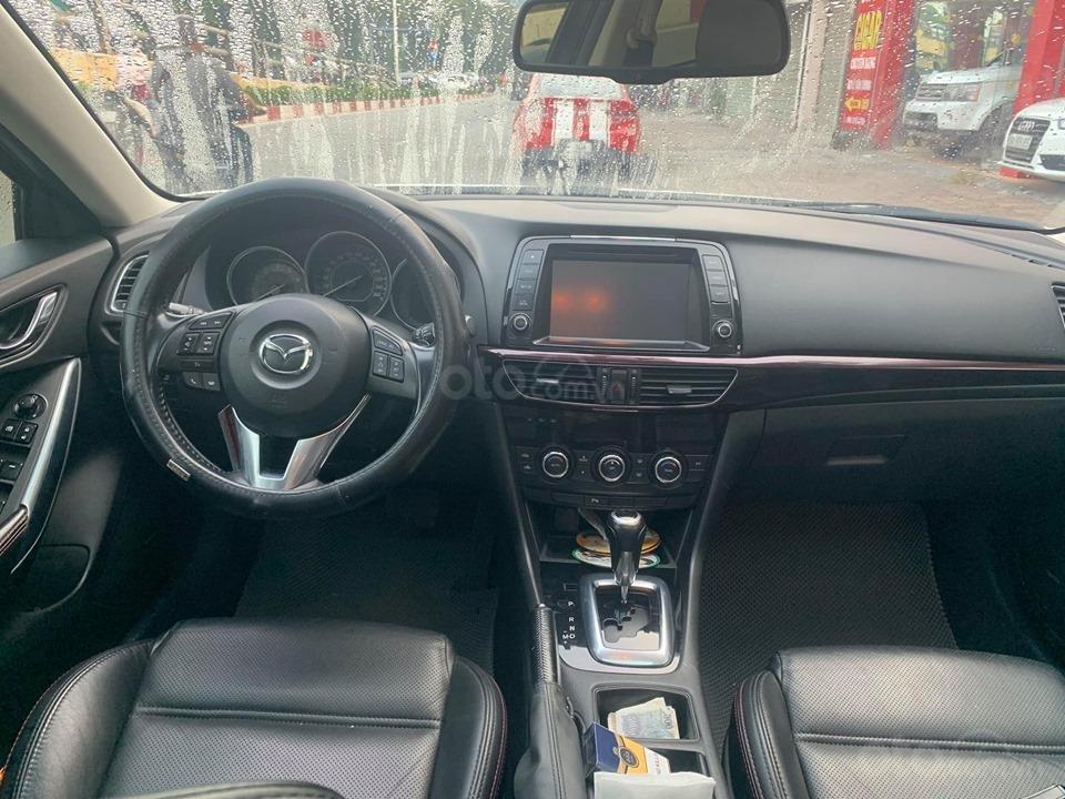Bán ô tô Mazda 6 2.5 năm 2015, màu trắng-8