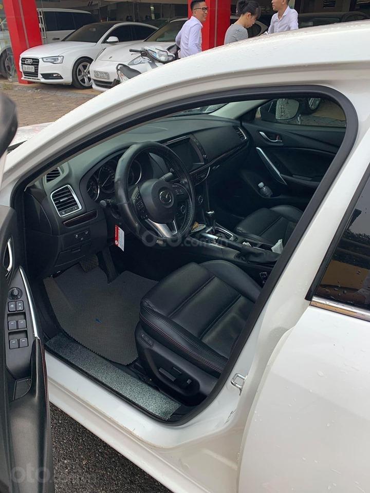 Bán ô tô Mazda 6 2.5 năm 2015, màu trắng-9