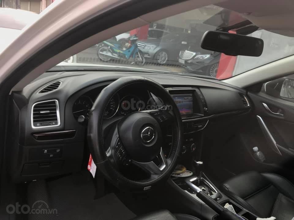 Bán ô tô Mazda 6 2.5 năm 2015, màu trắng-10