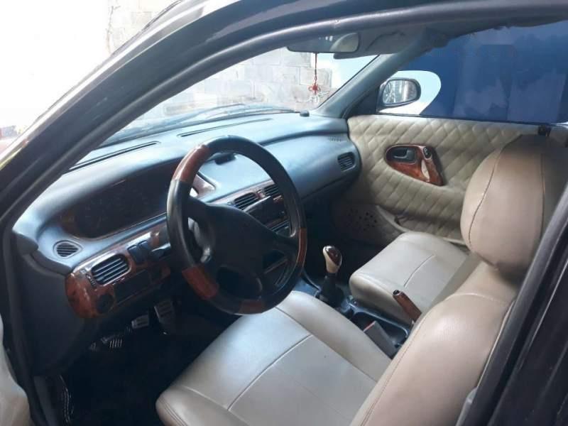 Bán Mazda 626 năm sản xuất 1992, màu đen, nhập khẩu nguyên chiếc số sàn, giá chỉ 100 triệu (3)