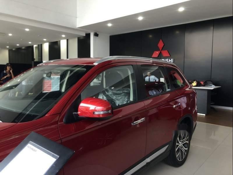 Bán Mitsubishi Outlander Sport 2019, màu đỏ, nhập khẩu  (4)