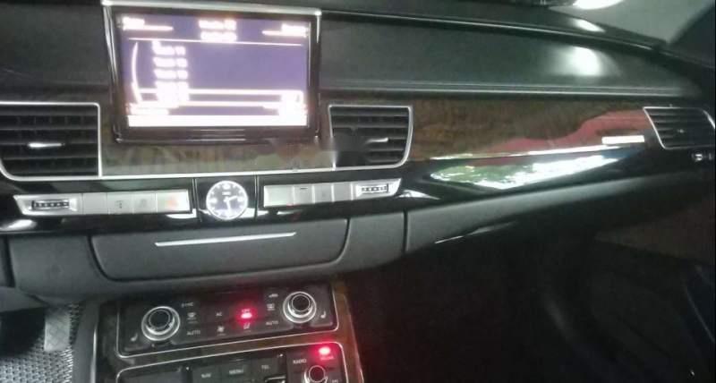 Bán Audi A8 2012, màu đen, nhập khẩu nguyên chiếc-1