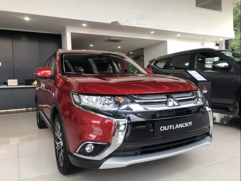 Bán Mitsubishi Outlander Sport 2019, màu đỏ, nhập khẩu  (1)