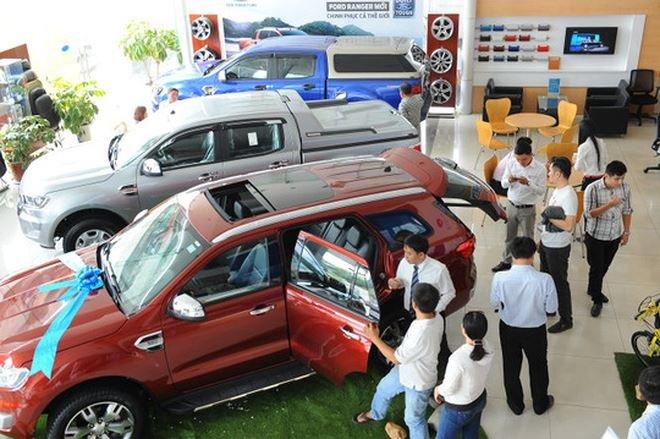 Cho vay mua ô tô, nhiều ngân hàng chấp nhận lao vào rủi ro a1