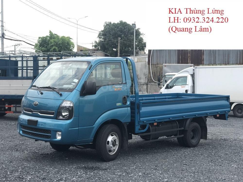 Trả trước 100 triệu đã mua được chiếc Kia K250 tải 2.49 tấn, máy Hyundai đời 2019, thùng dài 3.5 mét, xe tại Thủ Dầu Một (2)