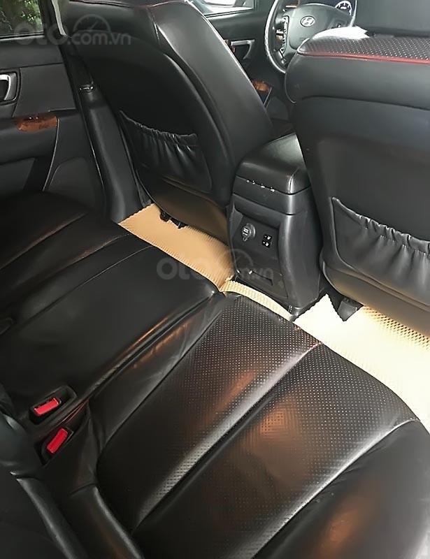 Cần bán Hyundai Santa Fe MLX sản xuất 2007, màu đen, xe nhập   (3)