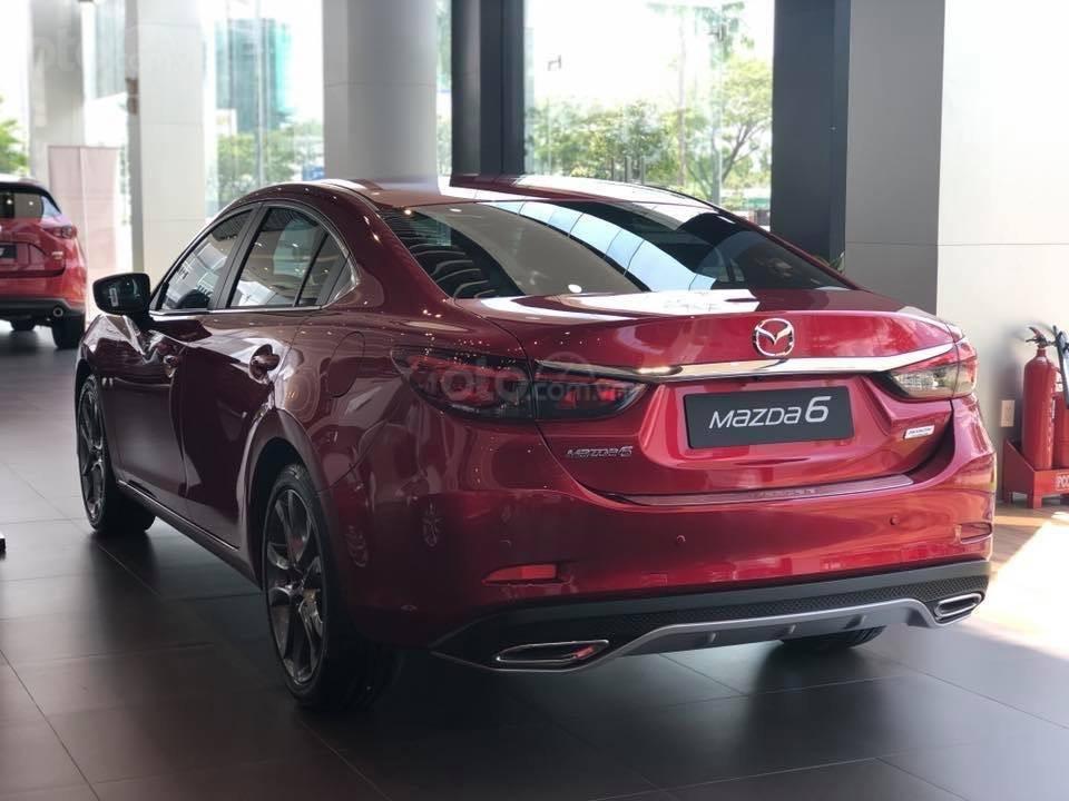 Cần bán xe Mazda 6 2.0 Premium 2019, màu đỏ, giá cực ưu đãi, Lh: 0794555625-3