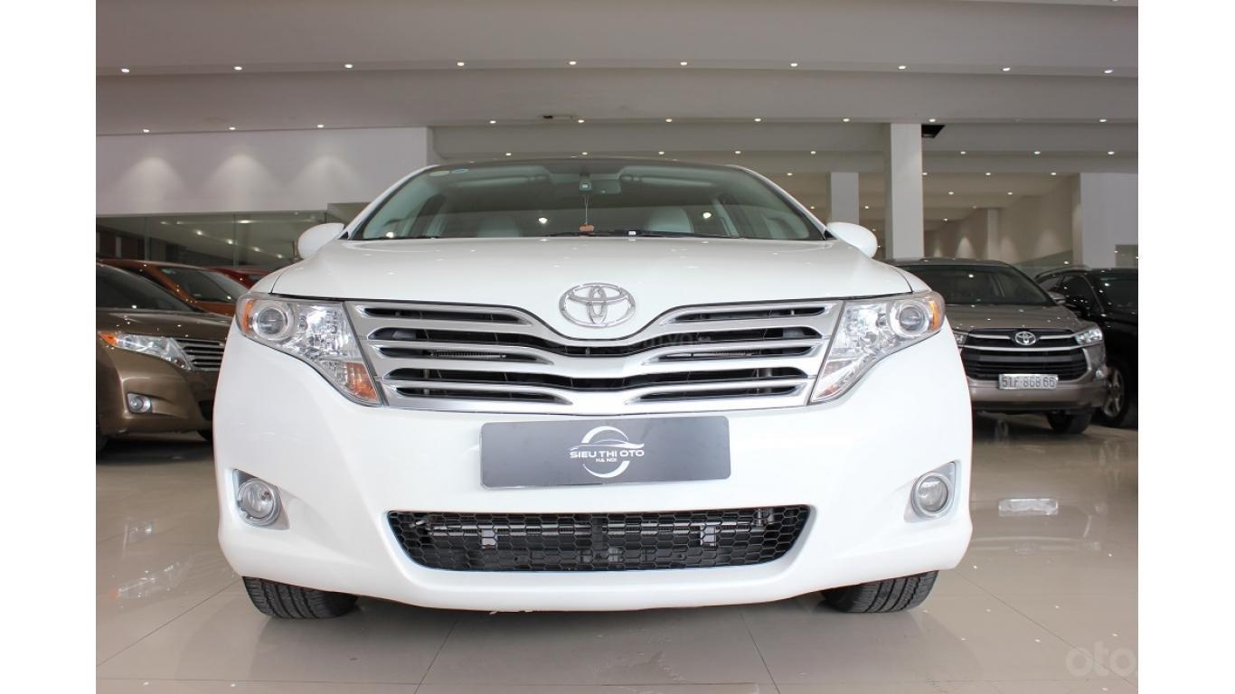 HCM: Toyota Venza 2009, xe nhập, odo 65.000 km (1)