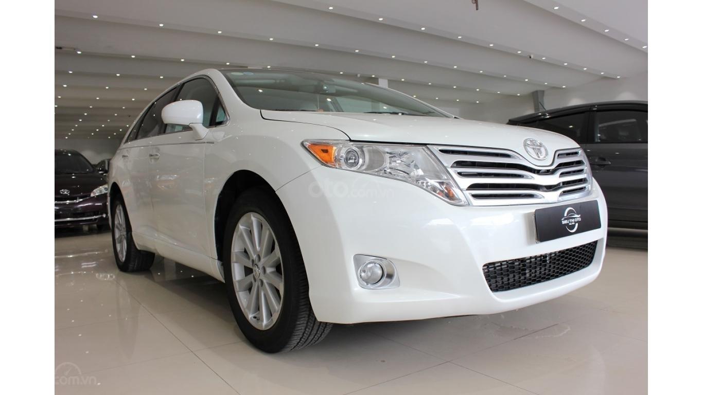 HCM: Toyota Venza 2009, xe nhập, odo 65.000 km (2)