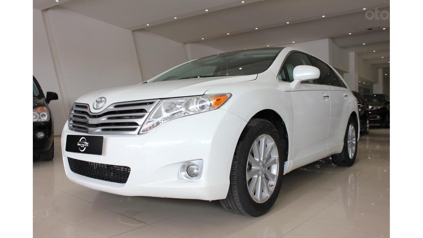 HCM: Toyota Venza 2009, xe nhập, odo 65.000 km (3)