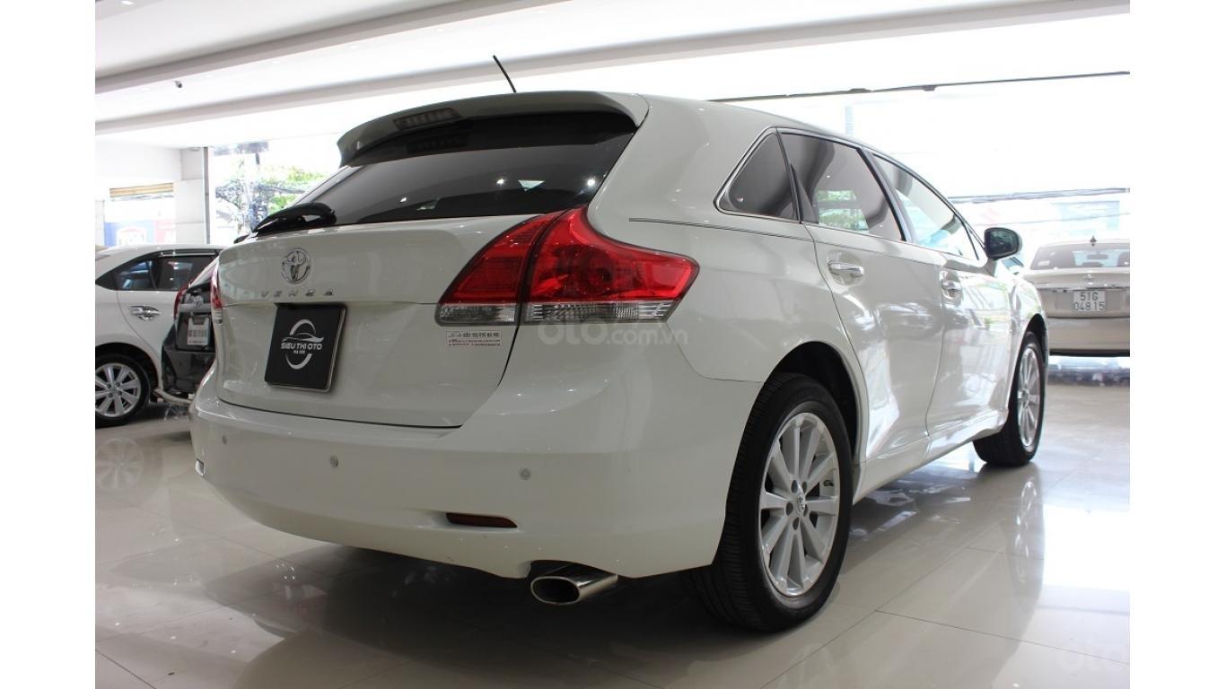 HCM: Toyota Venza 2009, xe nhập, odo 65.000 km-4