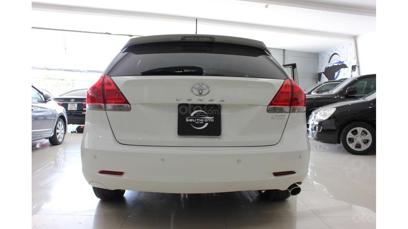 HCM: Toyota Venza 2009, xe nhập, odo 65.000 km (6)