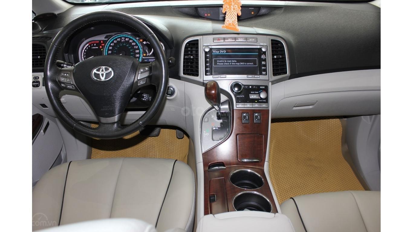 HCM: Toyota Venza 2009, xe nhập, odo 65.000 km (9)