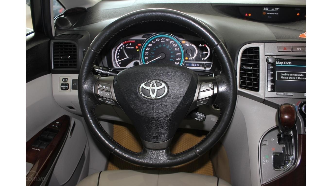 HCM: Toyota Venza 2009, xe nhập, odo 65.000 km-9