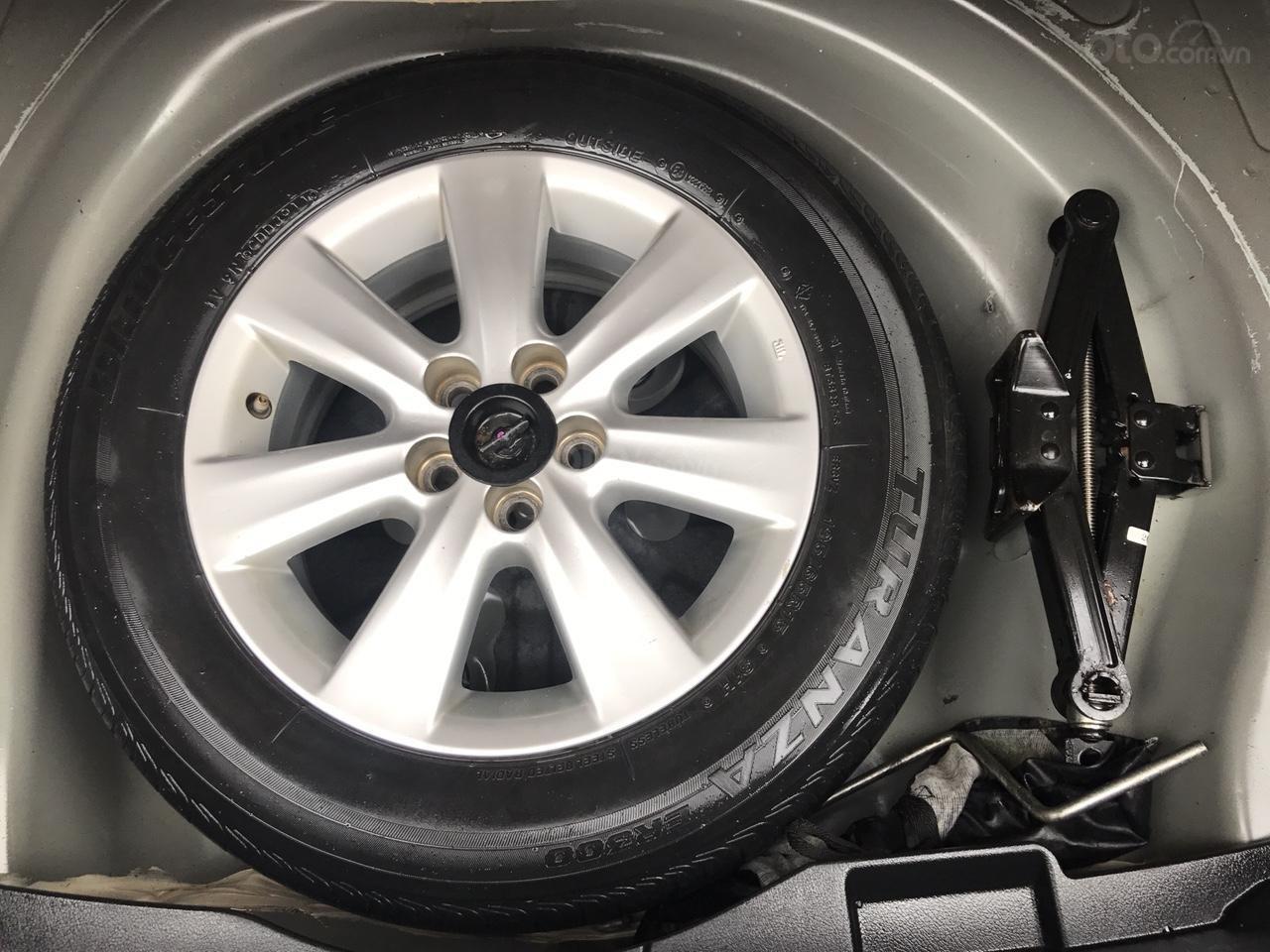 Bán xe Toyota Corolla Altis 1.8G năm sản xuất 2011, màu đen, cực mới siêu lướt-21
