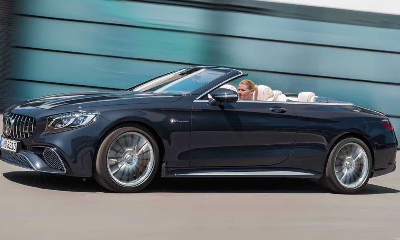 10 xe hơi đẹp nhất thế giới hiện nay: Mercedes-Benz S-class Coupe.