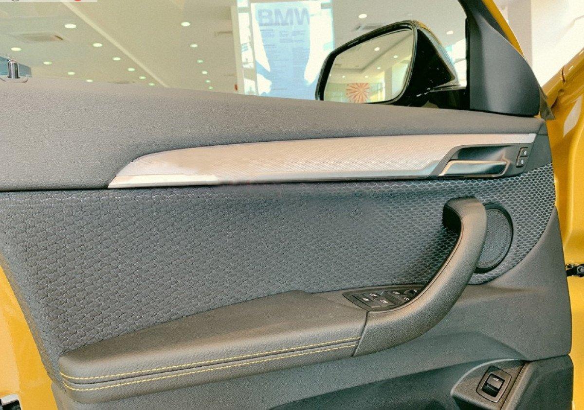 Mặt sau cửa xe BMW X2 sDrive18i 2019.