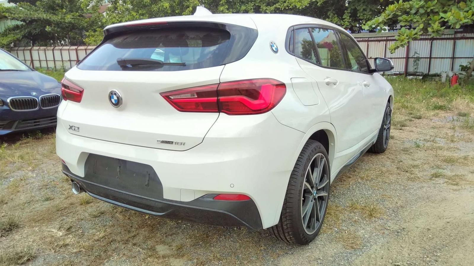 Đánh giá xe BMW X2 sDrive18i 2019 về mức tiêu hao nhiên liệu.