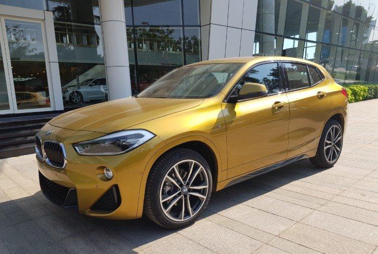 Đánh giá xe BMW X2 sDrive18i 2019 tại Việt Nam.
