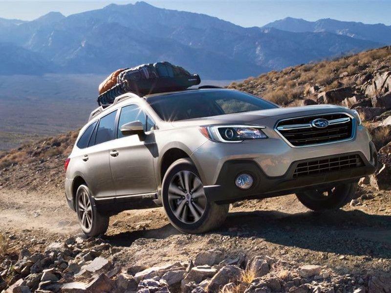 Subaru Outback 2019.