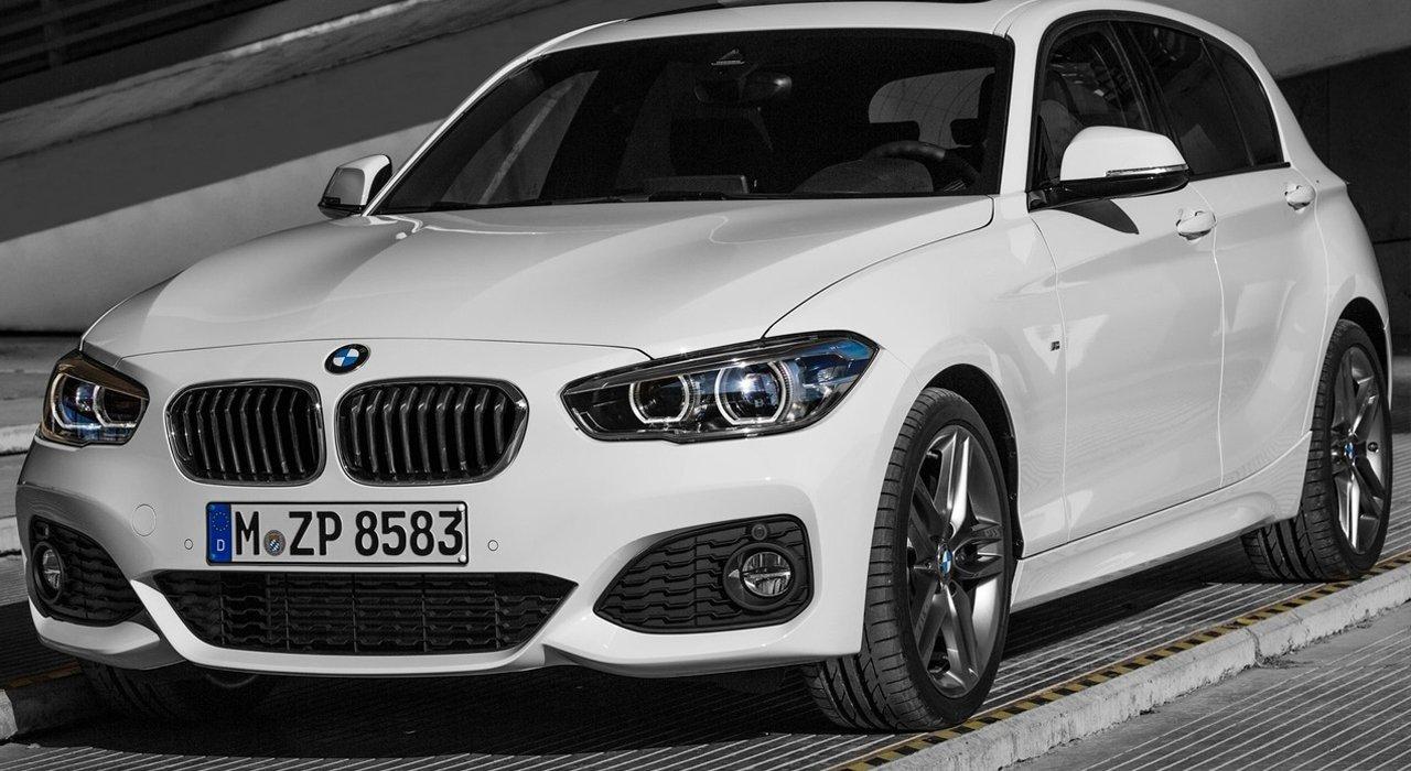 So sánh BMW 1-Series 2020 mới và cũ 2.