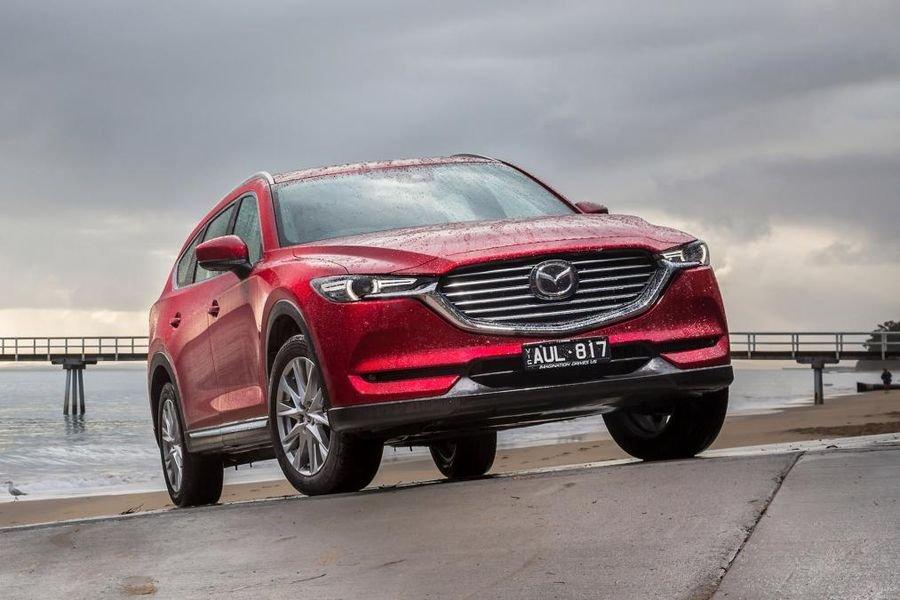 Đánh giá xe Mazda CX-8