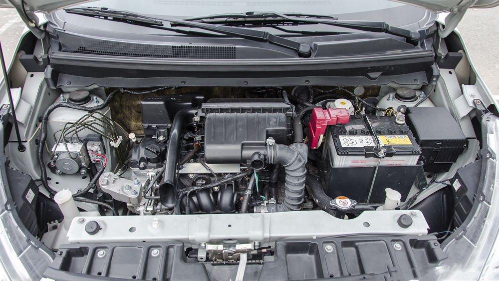 Khối động cơ bền bỉ của hãng xe đến từ Nhật Bản