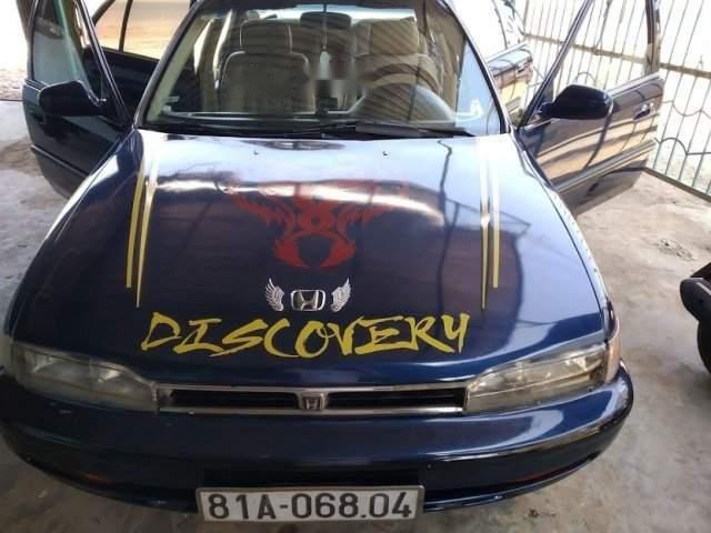 Bán Honda Accord đời 1990, xe nhập, phun béc-0