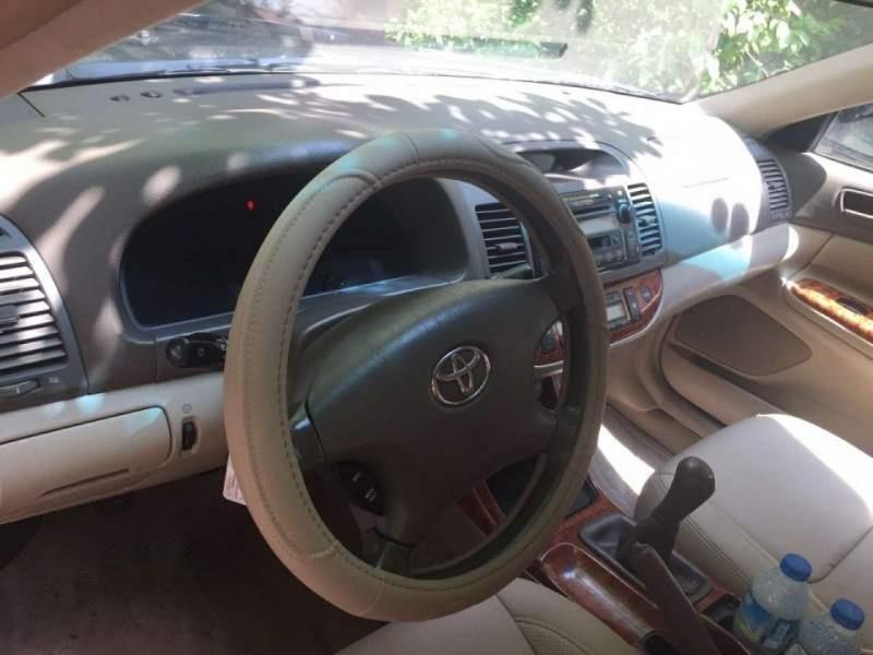 Bán ô tô Toyota Camry 2.4 đời 2005, màu đen, giá tốt (5)
