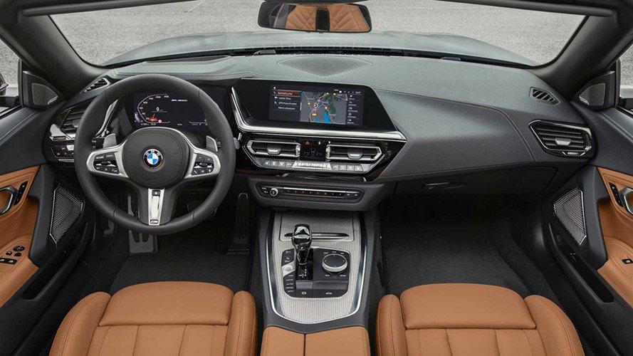 Chốt cao gấp rưỡi giá sàn, BMW Z4 2019 bản cao cấp có gì đặc biệt? a7