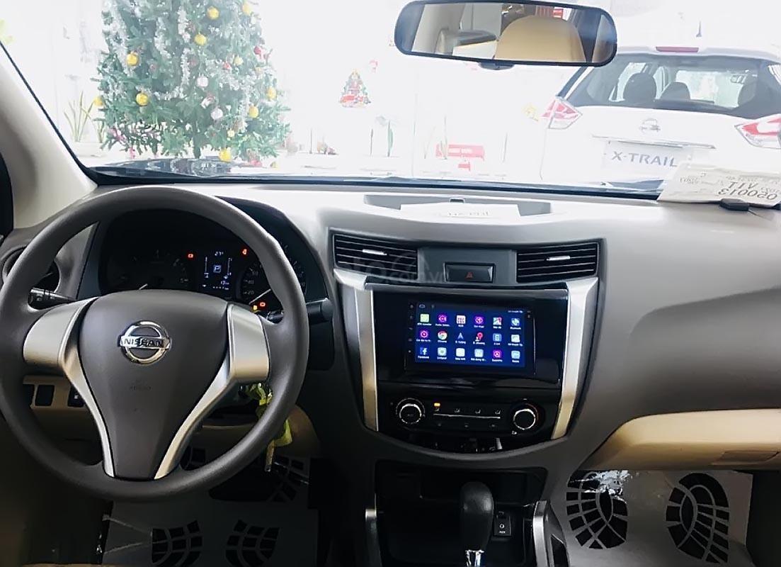 Bán Nissan Navara EL Premium R đời 2019, màu xanh lam, nhập khẩu-4