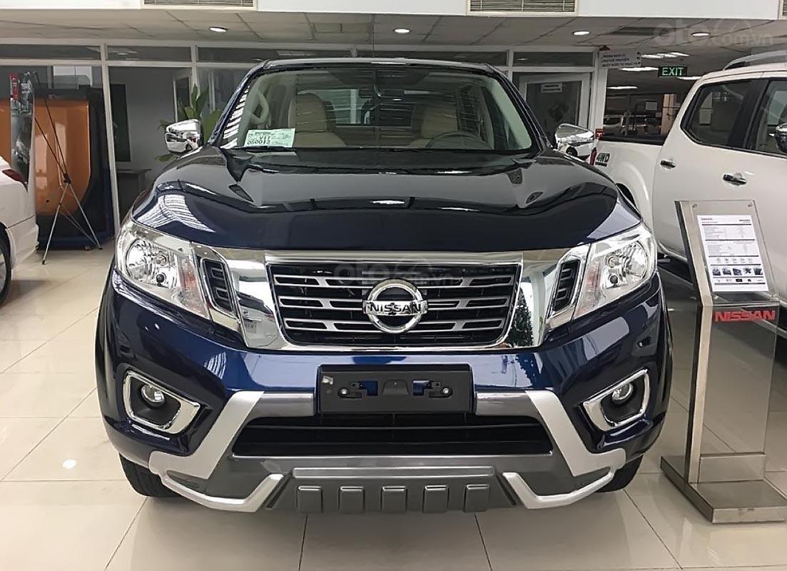 Bán Nissan Navara EL Premium R đời 2019, màu xanh lam, nhập khẩu-2