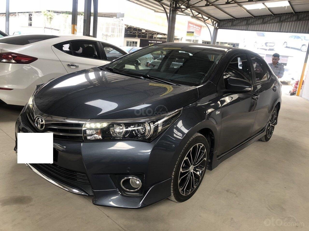 Bán xe Toyota Corolla altis V 2.0AT, bản Sport, đời 2014, biển Sài Gòn (1)