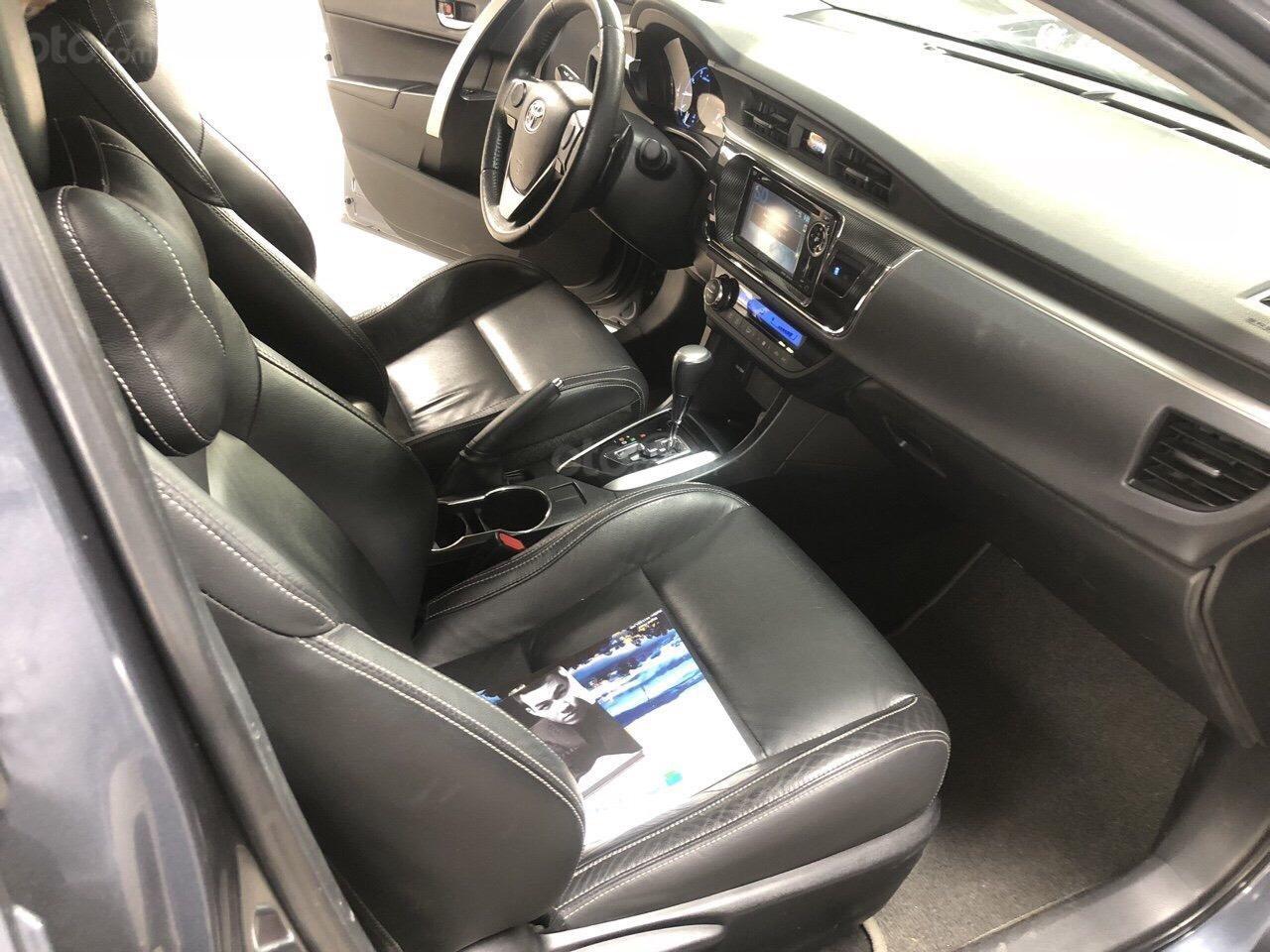 Bán xe Toyota Corolla altis V 2.0AT, bản Sport, đời 2014, biển Sài Gòn (6)