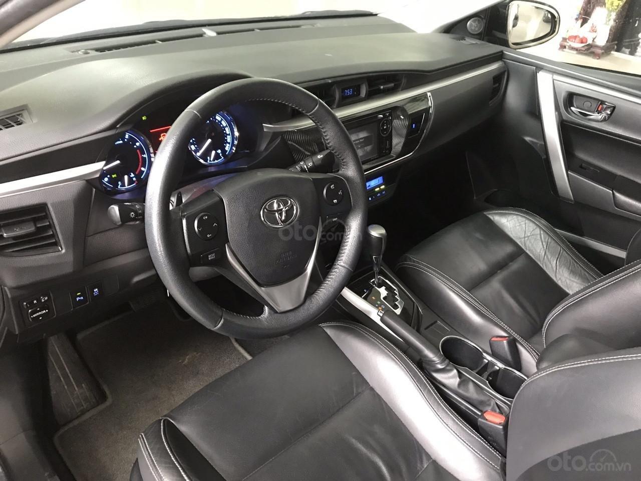 Bán xe Toyota Corolla altis V 2.0AT, bản Sport, đời 2014, biển Sài Gòn (9)