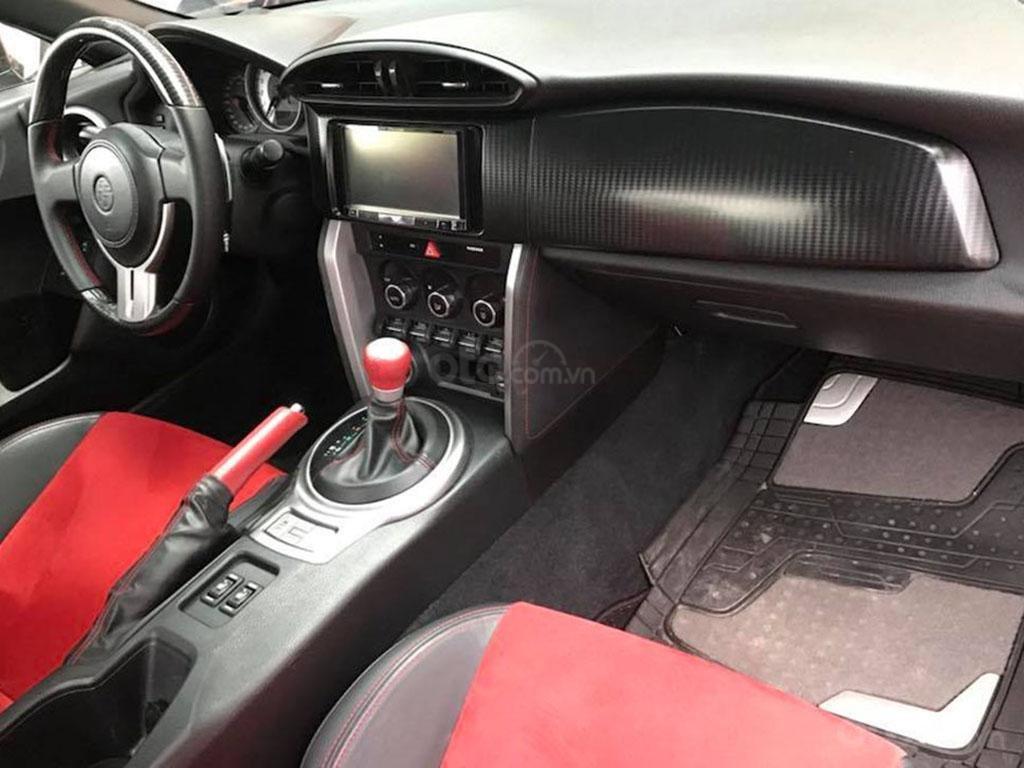 Bán Toyota 86 hai cửa tự động 2012, màu cam đỏ, nhập Nhật chính chủ (4)