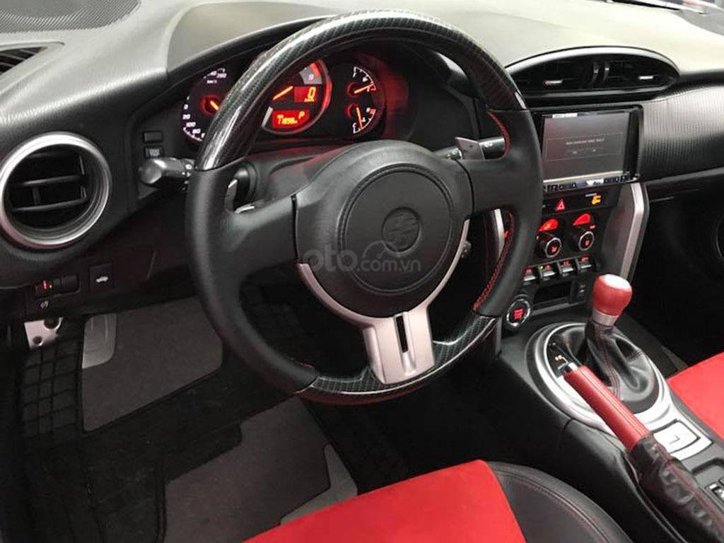 Bán Toyota 86 hai cửa tự động 2012, màu cam đỏ, nhập Nhật chính chủ (7)