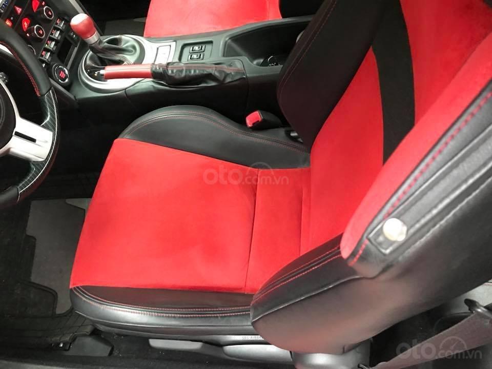Bán Toyota 86 hai cửa tự động 2012, màu cam đỏ, nhập Nhật chính chủ (10)