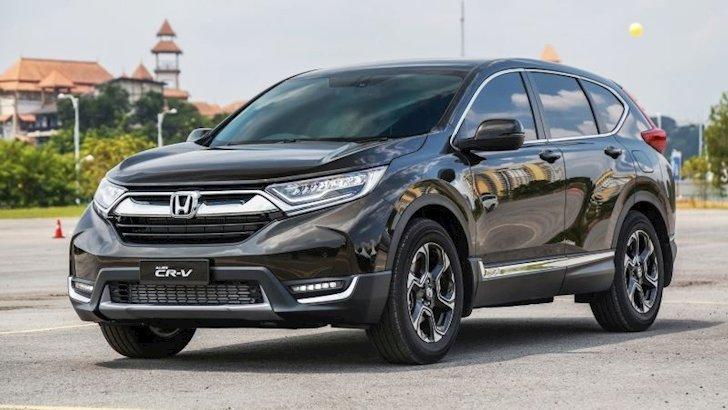 Tháng 5/2019: Honda CR-V lại vượt mặt Mazda CX-5 trong phân khúc CUV.