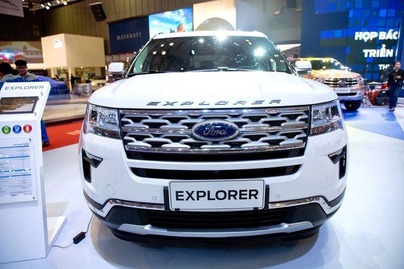 Thông số xe Ford Explorer 2019 kèm giá lăn bánh mới nhất - Ảnh 2.