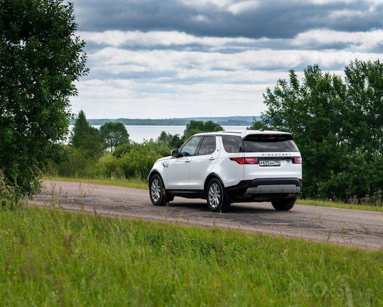 Land Rover Discovery 2019 trở nên mạnh mẽ hơn