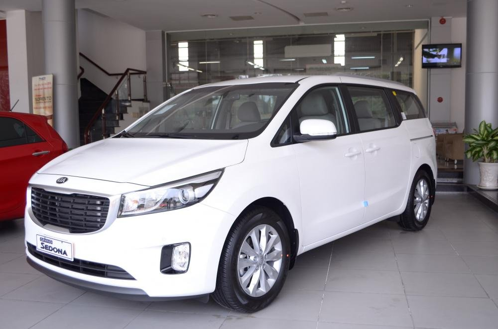 Đánh giá xe Kia Sedona 2019