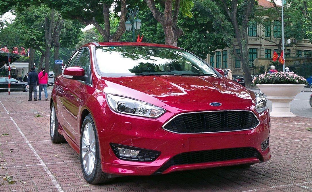 Thông số kỹ thuật xe Ford Focus 2019 tại Việt Nam