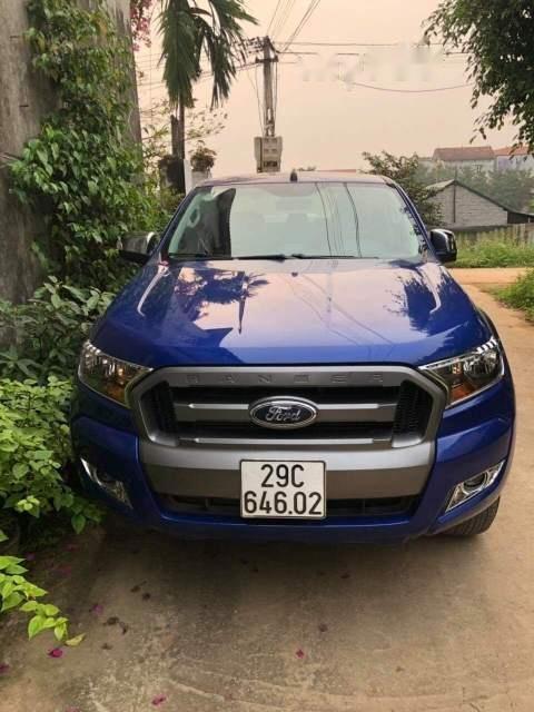 Cần bán Ford Ranger MT năm sản xuất 2016, nhập khẩu, xe ít đi nên còn rất mới-4