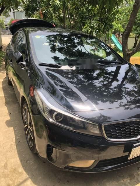 Bán xe Kia Cerato 1.6AT 2016, màu đen, nhập khẩu nguyên chiếc, giá chỉ 520 triệu-2