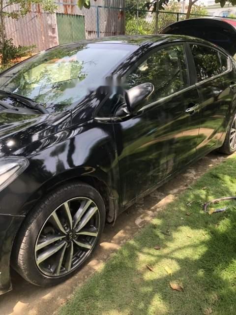 Bán xe Kia Cerato 1.6AT 2016, màu đen, nhập khẩu nguyên chiếc, giá chỉ 520 triệu-4