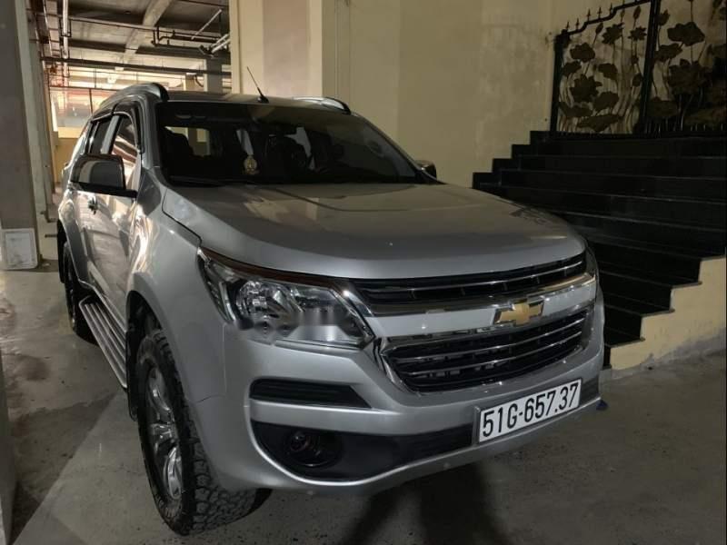 Bán Chevrolet Trailblazer năm sản xuất 2018, màu bạc, nhập khẩu, có bảo hiểm kinh doanh-5